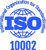 ISO 10002 Belgesi - Onur Etiket