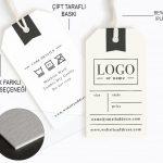 Kraft Karton Etiket Fiyatları - Karton Etiket İmalatı - Onur Etiket